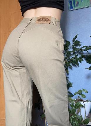 Винтажные джинсы (mom jeans) voyager1 фото