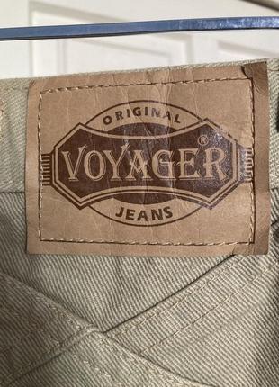 Винтажные джинсы (mom jeans) voyager4 фото