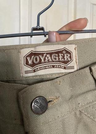Винтажные джинсы (mom jeans) voyager5 фото
