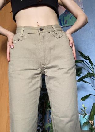 Винтажные джинсы (mom jeans) voyager6 фото