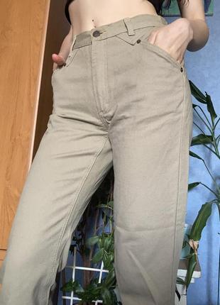 Винтажные джинсы (mom jeans) voyager7 фото