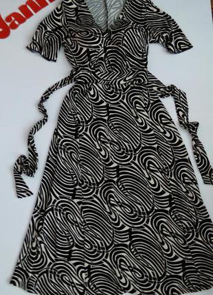Платье сарафан бюстье принт длинное 48 50 размер нарядное топ лук скидка