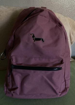 Рюкзак cropp розовый