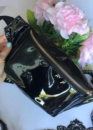 Поясная сумка бананка sambag tirso msgd черный