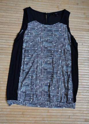Удлиненная блуза next