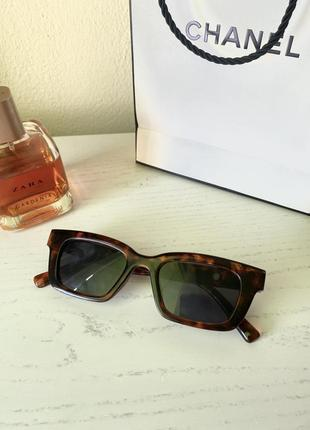 Сонячні окуляри в принт очки сонцезахисні жіночі женские солнцезащитные очки