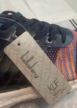 Женские модные удобные кросcовки kellaifeng. размеры: 36-41