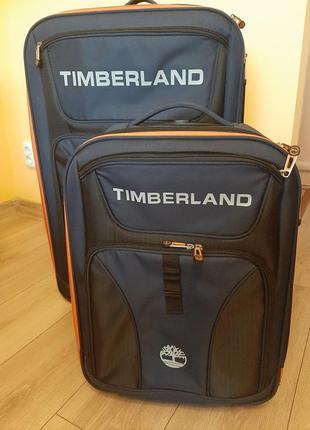 Timberland , чемодан+  ручная кладь