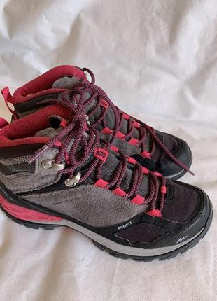 Ботинки термо quechua