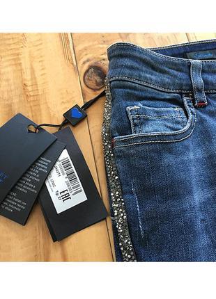 Супер джинсы twin-set jeans, размеры 25, 29, 335