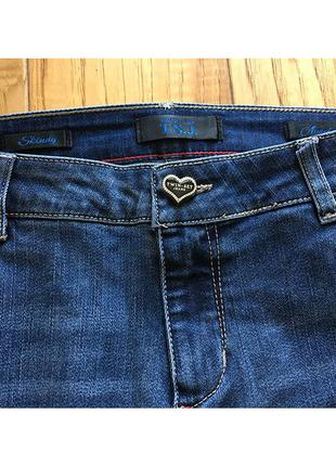 Супер джинсы twin-set jeans, размеры 25, 29, 334