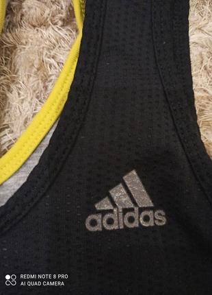Спортивный топ adidas3 фото