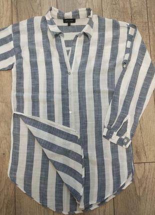 Легенька сорочка подовжена