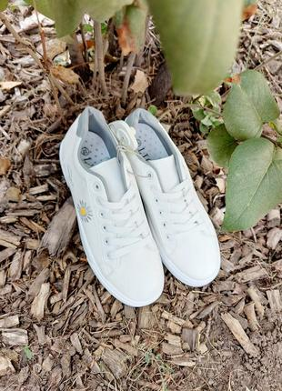 Кеды 🌿 кроссовки кеди мокасины белые базовые3 фото