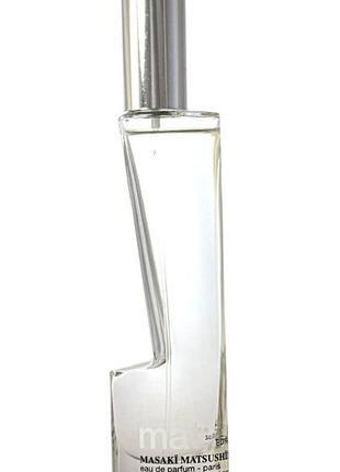 Masaki matsushima mat парфюмированная вода (пробник)1 ml