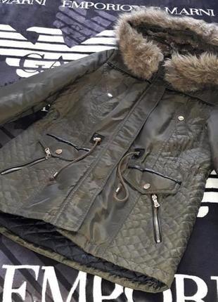 Куртка курточка парка papaya weekend