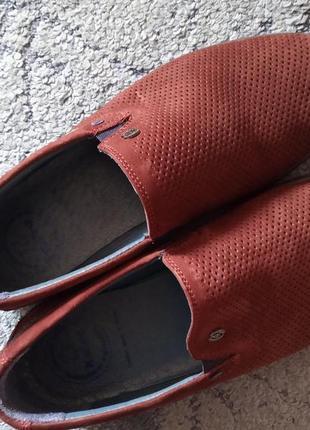 Kadar взуття мешти замшеві чоловічі 40р (нові)