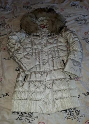Женский пуховик, куртка, курточка, одежда фирма daser
