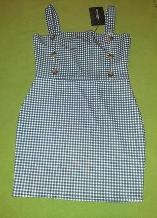 Шикарное платье мини, сарафан