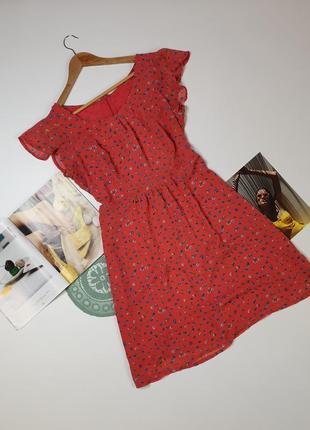 Лёгкое платье миди pepperberry