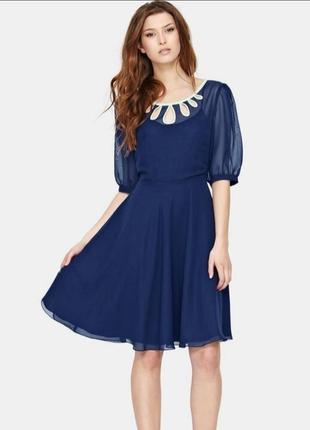 Fever london, платье ретро винтаж.
