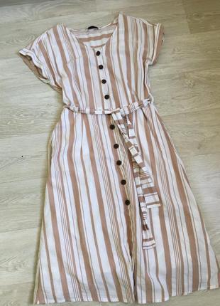 Коттоновое платье lc waikiki
