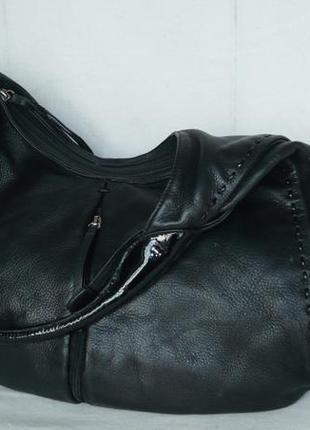 Radley london сумка хобо натуральная кожа вместительная кожаная