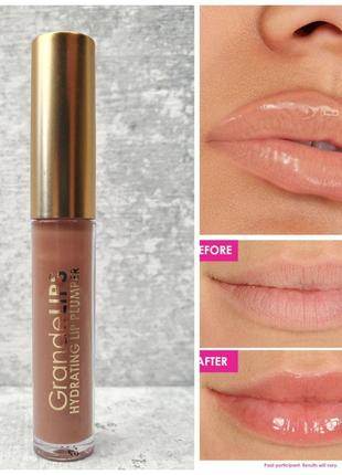 Увлажняющая губная помада grandelips hydrating lip plumper