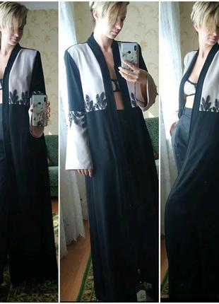 Платье , накидка , летнее пальто
