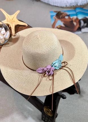 ❤скидки солнцезащитные шляпки из рафии расцветки