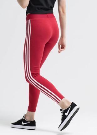 Женские лосины adidas легинсы pro combat топик топ спортивные капри stella