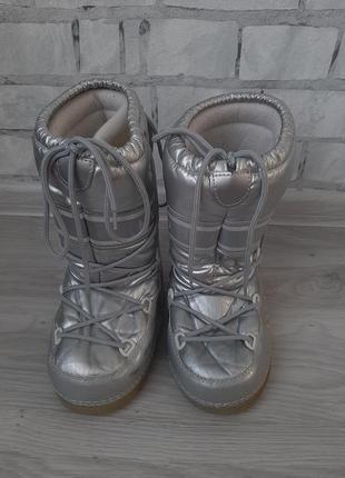 Луноходы moonboot ботинки зимние дутики обмен