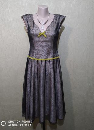Free people, платье ретро винтаж.