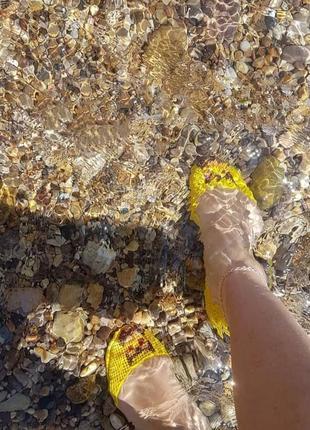Мыльницы силиконовые балетки женские аквашузы пляжная обувь4 фото