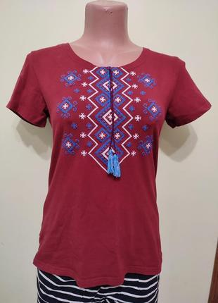 Вишита футболка сорочкаа вишиванка