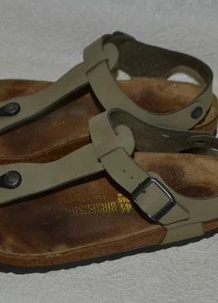 Мужские сандалии birkenstock 41 размер 26.5 см оригинал