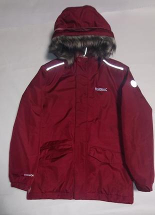 Куртка ветронепродуваемая, водонепронецаемая