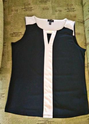 Легкая, летняя ,майка- блуза jones new york ,размер м