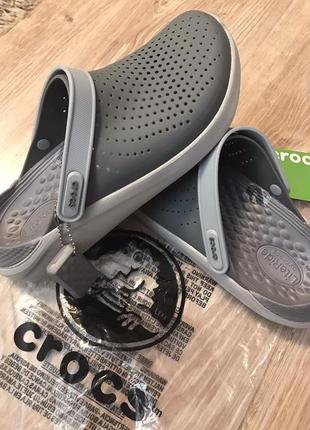 Crocs literide наличие
