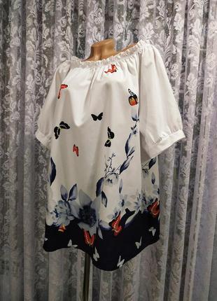 Очень красивая блузка3 фото