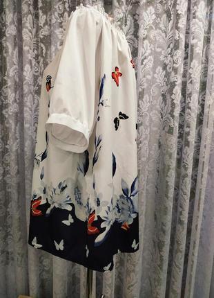 Очень красивая блузка4 фото