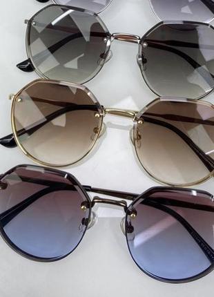 Очки солнцезащитные от солнца градиент