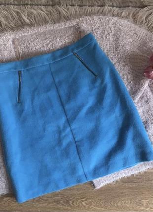 Тёплая юбка-мини(s)