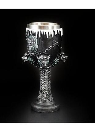 Магический сувенирный ритуальный кубок горгульи+подарок