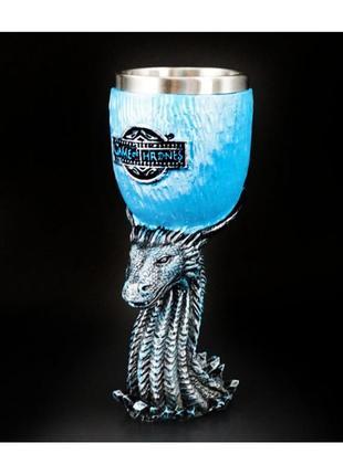 Кубок магический сувенирный дракон винтажный стиль+подарок