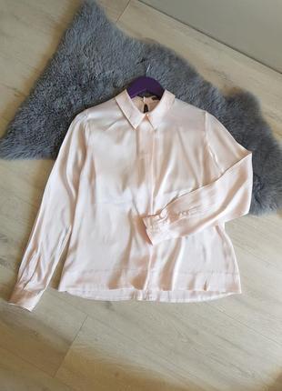 Блуза женская из натурального шелка