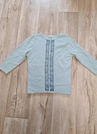 Нежнейшая ангоровая кофта свитер