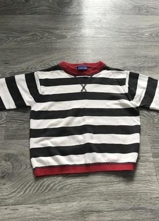 Sale 💖 очень крутой стильный свитер 100% коттон в идеальном состоянии 💕 cherolee 💕
