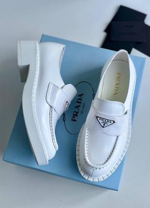 Туфли женские прада prada