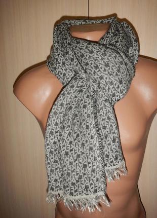 Стильный шарф replay италия
